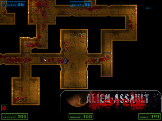 Alien Assault – Left 2 Die