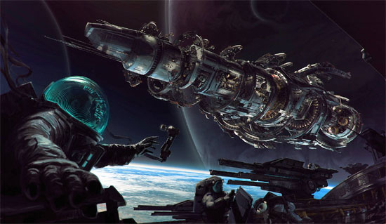 Fractured Space announced