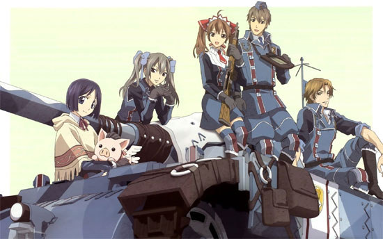 Valkyria Chronicles on Steam