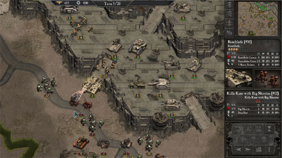 Warhammer 40,000: Armageddon released