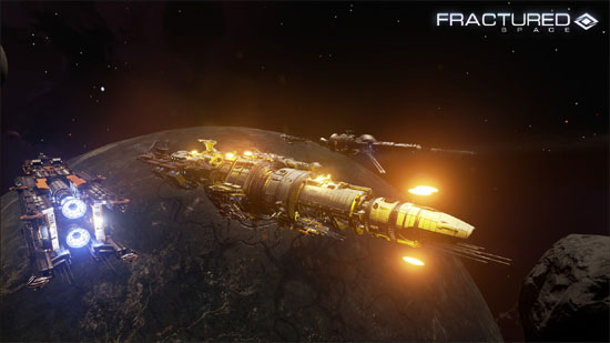 Fractured Space New Trailers