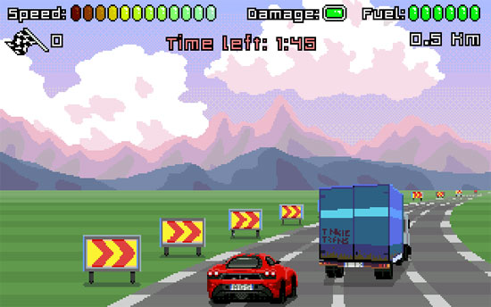 Red Hot Racing OverDrive