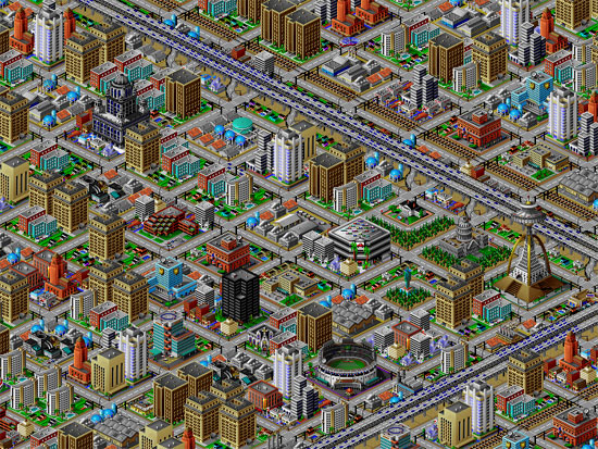 Sim City 2000 free on Origin for a limited time