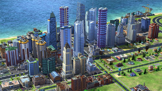 SimCity BuildIt (mobile)