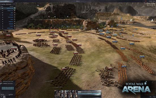 Total War Arena Closed Alpha and Screenshots