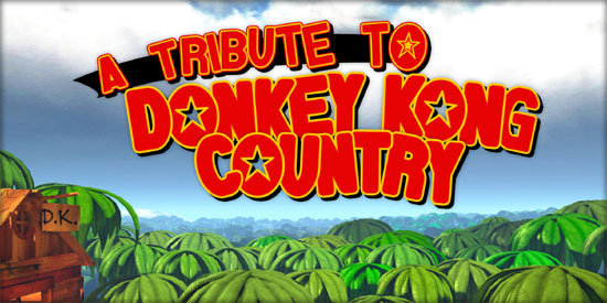 A Tribute to Donkey Kong Country: First World