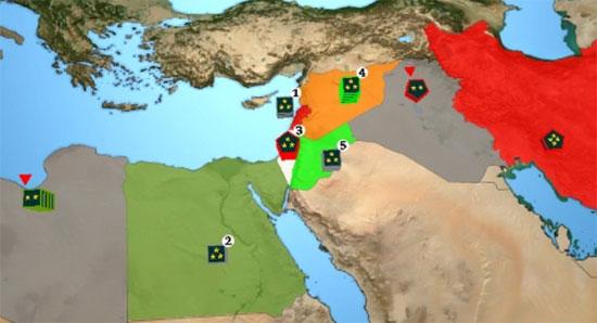 Conflict: Middle East Political Simulator (remake)