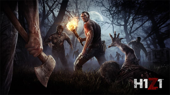 H1Z1 Early Access on Steam!