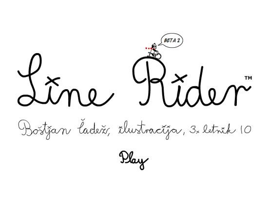 Line Rider