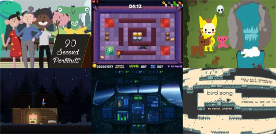 Ludum Dare 31 Top 10 Compo-Jam Gamepack