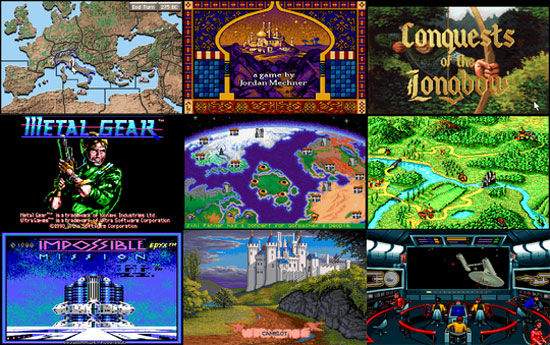 Over 2000 MS-DOS Games on the Internet Archive