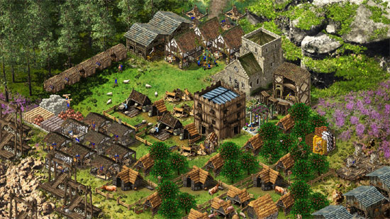Stronghold Kingdoms – FREE Kingmaker Starter Pack