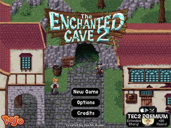 The Enchanted Cave 1 and 2