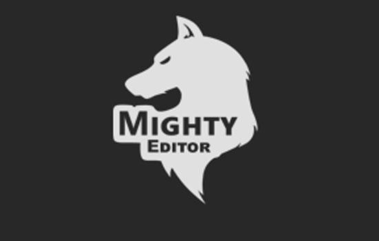 Mighty Editor