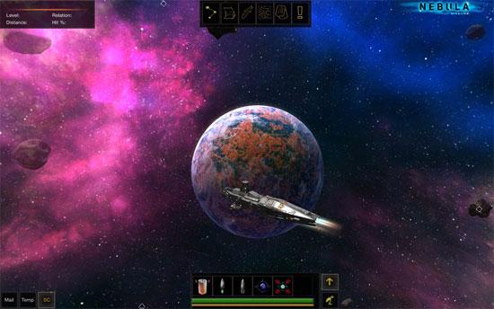 Nebula Online (Kickstarter)