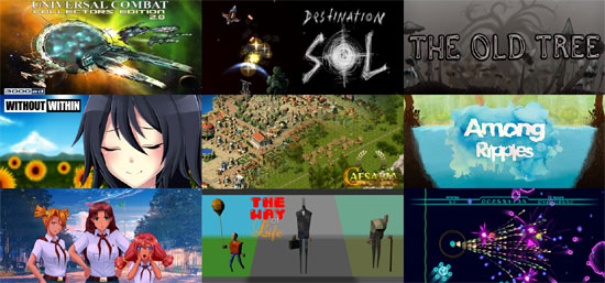 Games for Gamers – News and Download of Free and Indie Videogames