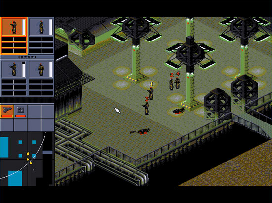 Syndicate (1993) Free on Origin for a limited time