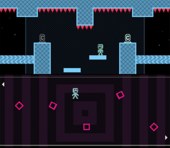 VVVVVV: Make and Play Edition