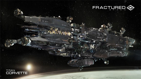 Fractured Space for Free this weekend