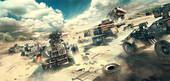 Crossout announced