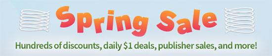 Humble Bundle Spring Sale 2015