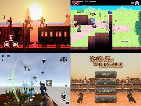 Ludum Dare 32 Top 20 Jam Gamepack