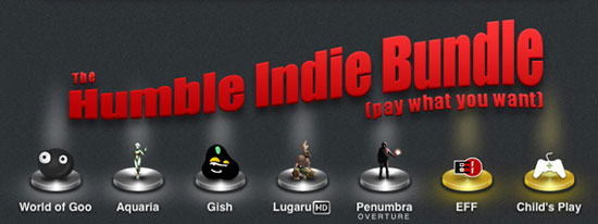 Humble Indie Source Codes