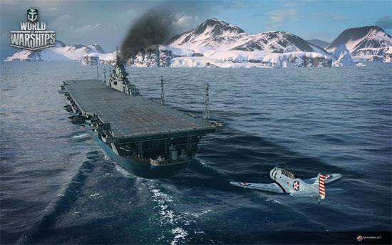 World of Warships OPEN BETA!