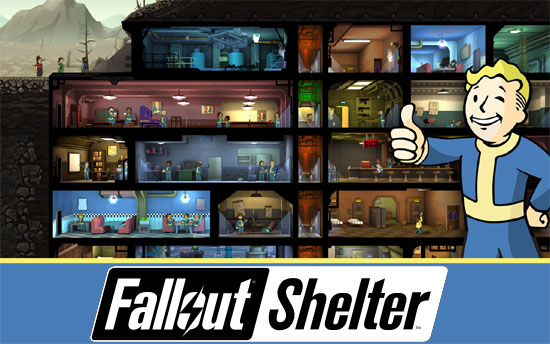FallOut Shelter is Free