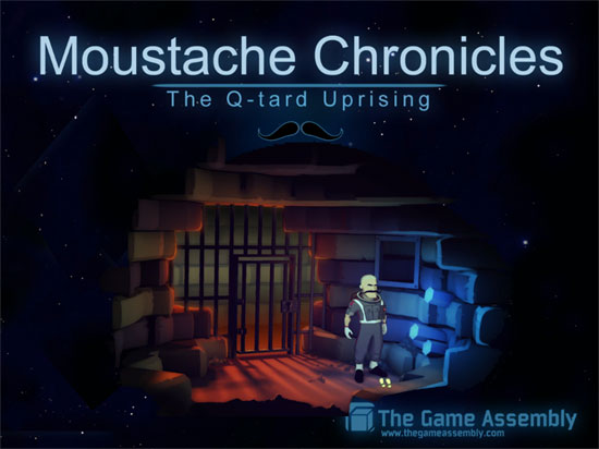 Moustache Chronicles – Uprising of the Qtard