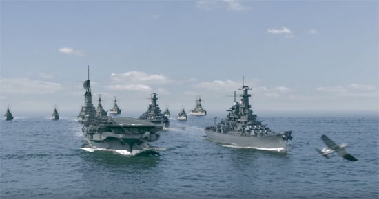 World of Warships Official Launch