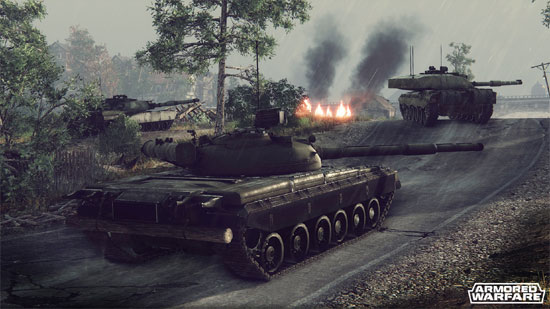 Armored Warfare Open Beta