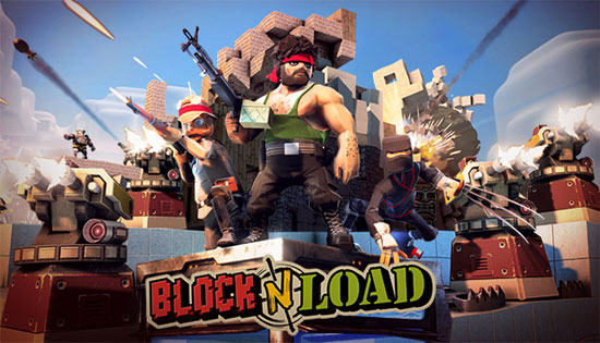 Block N Load is now Free to Play!
