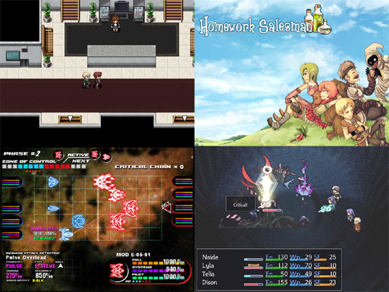 RPG Maker Free Games Bundle 2