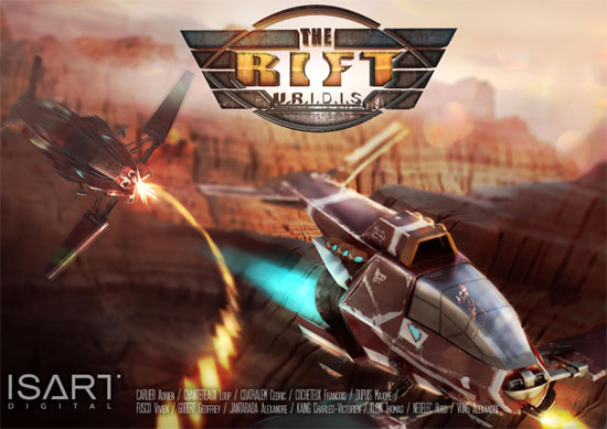 The Rift : U.R.I.D.I.S