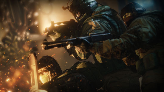 Tom Clancy's Rainbow Six Siege Open Beta (demo)