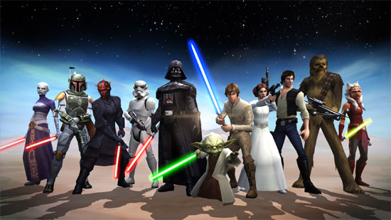 Star Wars: Galaxy of Heroes (Mobile)