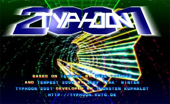 Typhoon 2001 (remake)