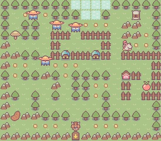 Ludum Dare 33 Top 10 Games