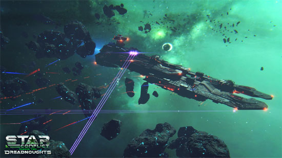 Star Conflict 1.3 – Age of Destroyers