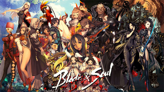Blade & Soul is Live!