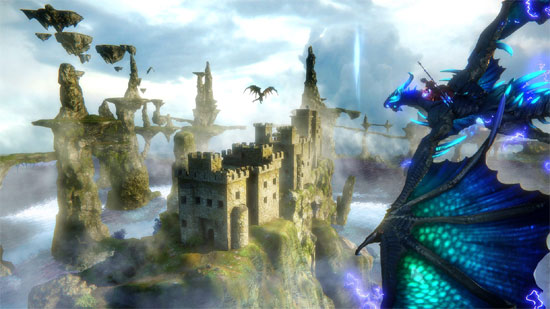 Riders of Icarus Beta
