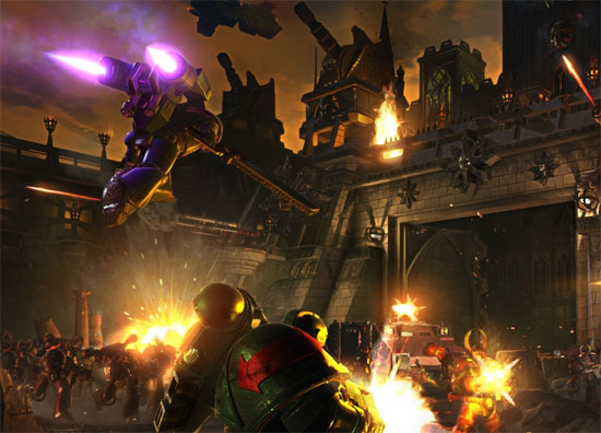 Warhammer 40,000: Eternal Crusade Steam Early Access