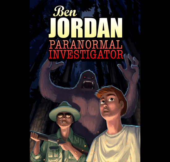 Ben Jordan Case 8: Relics of the Past