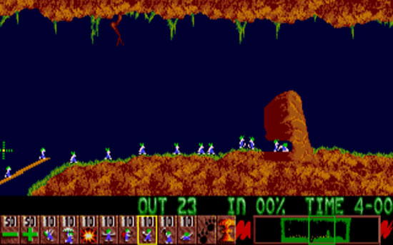 Lemmings 25th Anniversary