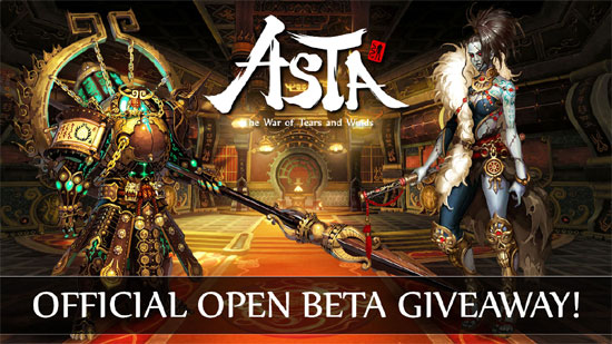 Asta Online GiveAway