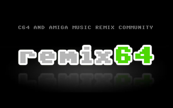 Remix64 – C64 and Amiga Remix Music