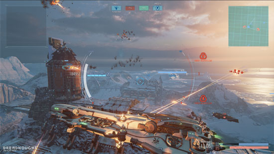 DreadNought Closed Beta