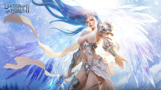League of Angels 2 Open Beta