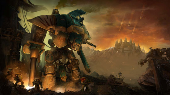 Warhammer 40,000: Freeblade (Mobile)